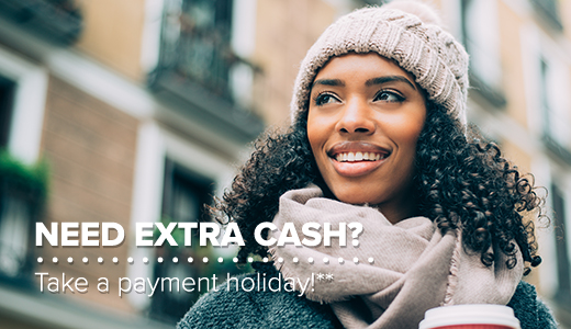 Loan payment holiday