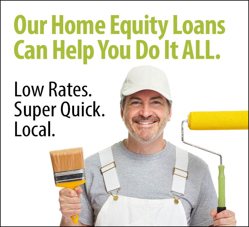 Our Home Equity Loans Can Help You Do It All.
