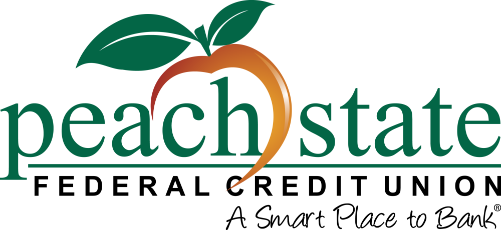Peach State Federal Credit Union Logo